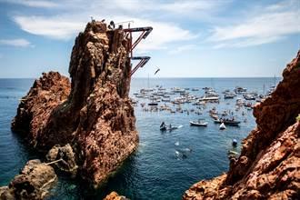 體壇》暌違21個月 懸崖跳水世界系列賽回歸