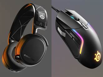 SteelSeries推出Arctis 9無線電競耳機與 Rival 5電競滑鼠