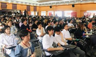 近4000名學子齊聚雲南師範大學商學院與金犢獎攜手用創意為青年人啟智築夢!