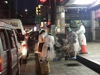 逸嘉照護中心累計19人確診 基隆市府執行清艙移出23住民