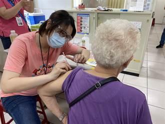 台南逾2萬人接種AZ疫苗 長者施打首日可望完成5249人