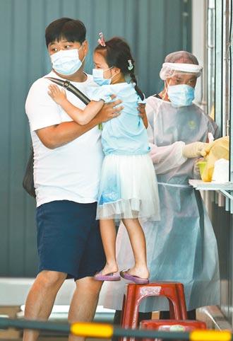 學生確診單日增14例 半數國小童