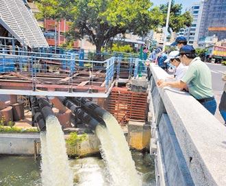 防汛部署 高市抽水站整備就位