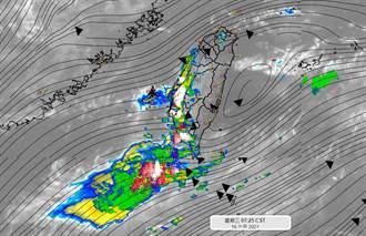 降雨「大魔王」要來了 氣象專家:下周是另一個情境