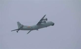 共軍出動28架軍機擾台 國台辦:對勾連行徑做出回應