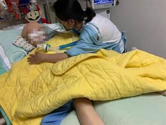 獨家》台中柔道童遭慘摔昏迷57天 父報喜「按摩腳有反應」