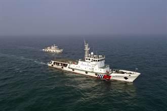 陸海警船連124天航行釣島海域 創2012年來紀錄