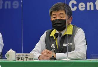 不卡上海復星了 陳時中首鬆口:有原廠證明就可以