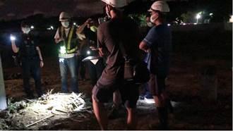 南大附中工地被查獲非法掩埋廢棄物 3人遭法辦