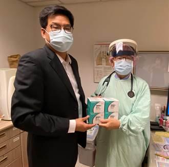 友華祛痰藥捐贈獲准 助近3300位新冠肺炎病人