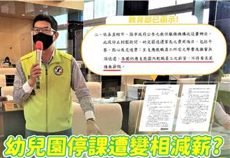 議員批幼兒園變相扣薪 台中市府:違規者速檢舉保權益