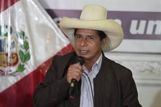 秘魯總統大選農民之子宣布勝選 藤森女兒不認輸