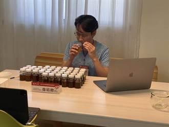 台中蜂華龍眼蜜評鑑 43位蜂農獲獎