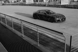 全新世代 Maserati GranTurismo 原型車首度偽裝亮相