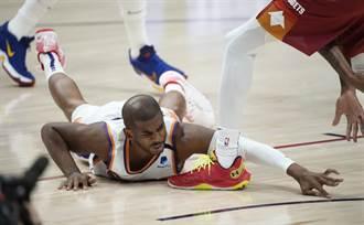 NBA》太陽隊慘了!保羅遭防疫政策無限期隔離