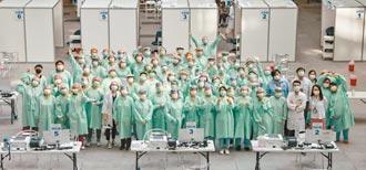 死亡降至個位數 疫情趨緩 社區篩檢站設快速PCR檢驗儀器!陳時中:兩處汙水監測 驚見新冠病毒