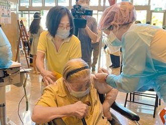 新北長者打疫苗 仿效日本宇美町式