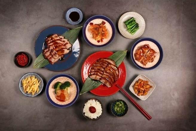 煙波新竹湖濱館-醉月樓推出四人闔家歡餐。 圖:煙波國際觀光集團╱提供