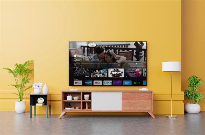 Sony BRAVIA XR系列支援最新Goolge TV,全新介面更貼近使用者觀看習慣;擁有目前智慧電視系統中最豐富的應用程式資源,支援中文語音搜尋,只要開口就能快速查找喜愛的影音內容。(Sony提供/黃慧雯台北傳真)