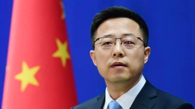 70多年來大陸方面在「團結台灣同胞,推動台海形勢從緊張對峙走向緩和改善、進而走上和平發展道路」的同時,涉台政治話語也隨著國內外情勢的發展變化而調整。圖為中國外交部發言人趙立堅。(北京日報資料照)