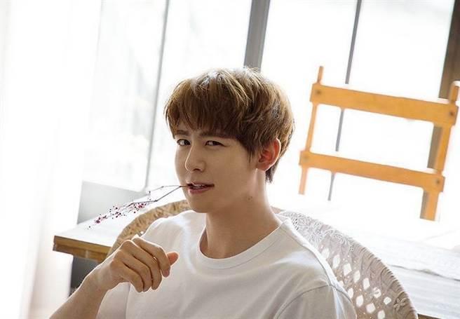 韓國男子偶像團體2PM成員Nichkhun。(圖/ 摘自Nichkhun IG)