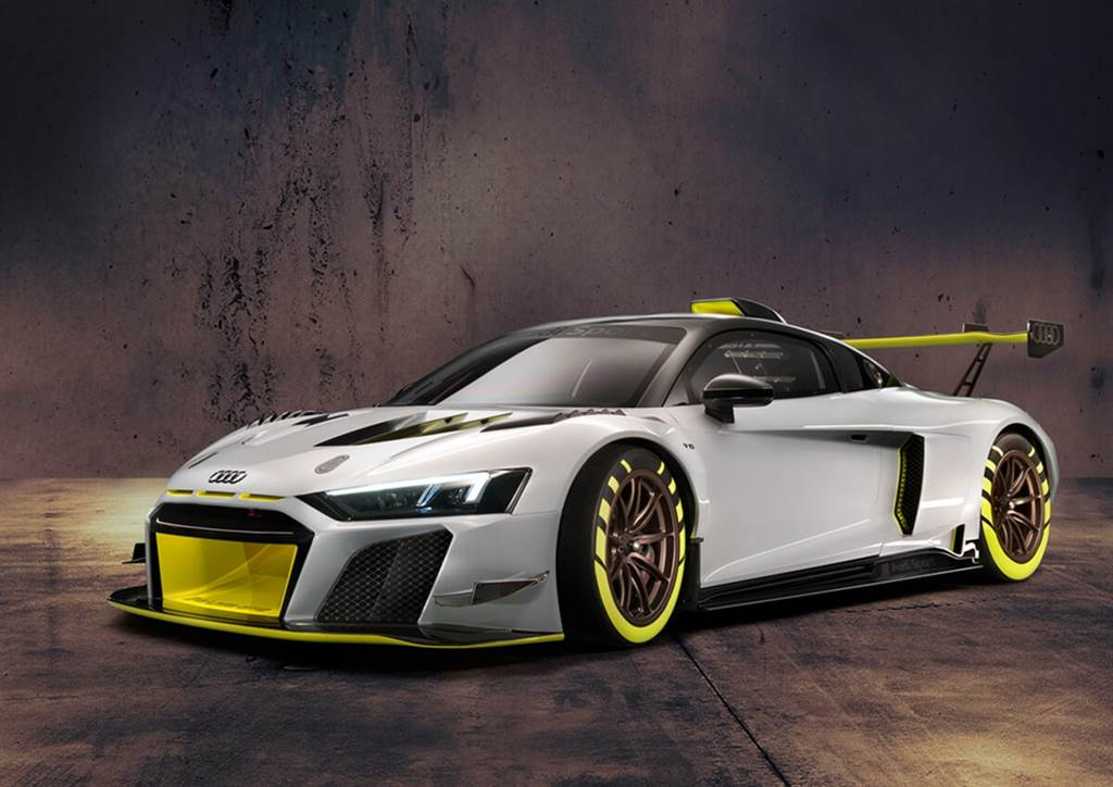 Audi R8 LMS達成新的生產記錄里程碑