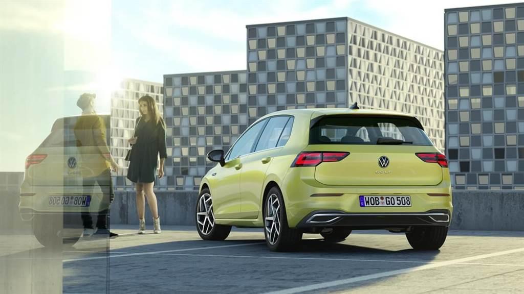 Volkswagen第八代Golf所搭載的全新輕油電混合eTSI動力系統