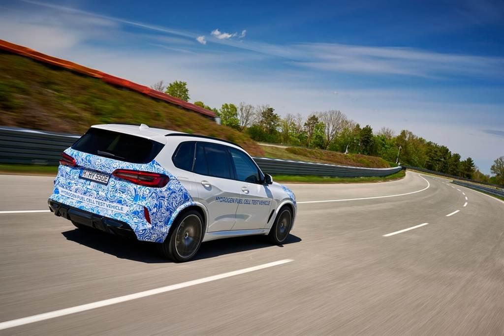 搭載Toyota燃料電池,BMW i Hydrogen NEXT開始進行測試