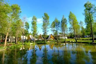 如走進歐洲浪漫小鎮 享受度假露營風及美食