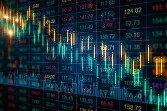 美股收黑 台股開盤跌逾百點 台積電貼息開601元 高端跌逾5%