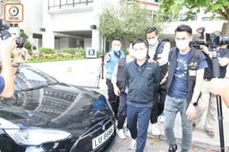 涉違反香港國安法 香港壹傳媒、蘋果日報等5董事高層遭捕