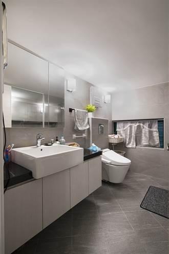 聰明衛浴裝修3撇步 輕鬆告別發霉濕答答