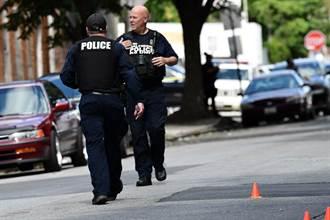 美國巴爾的摩爆槍擊案 警方:1死5傷槍手逃逸