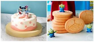 舌尖上的樂園之旅 迪士尼授權蛋糕、曲奇餅登場
