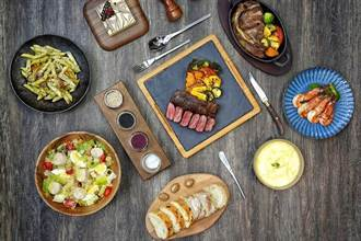 星級米其林饗宴外帶  宅食尚打造餐廳儀式感