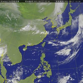 下周日前天氣多屬高溫炎熱 這天起嚴防強降雨