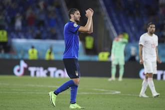 歐國盃》義大利攻勢超火燙 3:0完勝瑞士晉級16強