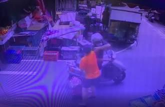 太平市場搶婦人金項鍊典當買毒  犯嫌3小時內落網