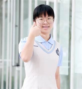 中市華中女狀元5A++6級分登全國國中會考榜首