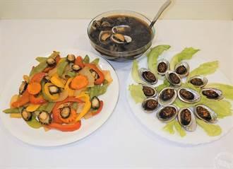 新北推九孔為永續環保食材 在家手作美味貢寮鮑