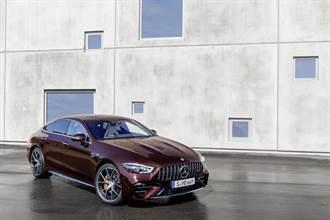 外觀稍作修改、內裝豪奢程度提升!Mercedes-AMG GT 43/53 4 Door Coupe 小改款亮相!