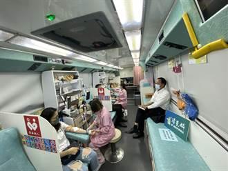 暖心企業提供員工公假鼓勵捐血 拚紓困血荒