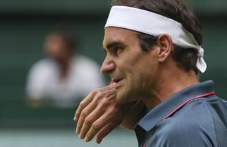 網球》草地賽提前出局 費德勒:兩次手術後自我懷疑