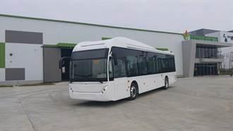 凱勝與豐原客運簽訂「電動低地板大客車」買賣合約 總金額約2.4億元