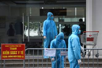 越南拚接種率 擬生產古巴COVID-19疫苗