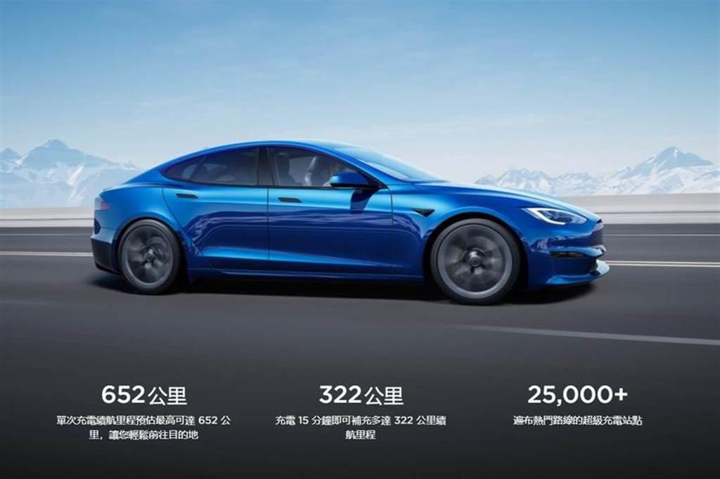 充電 15 分鐘跑 322 公里:新版 Model S 用 V3 超充峰值功率不變,但可以撐得更久