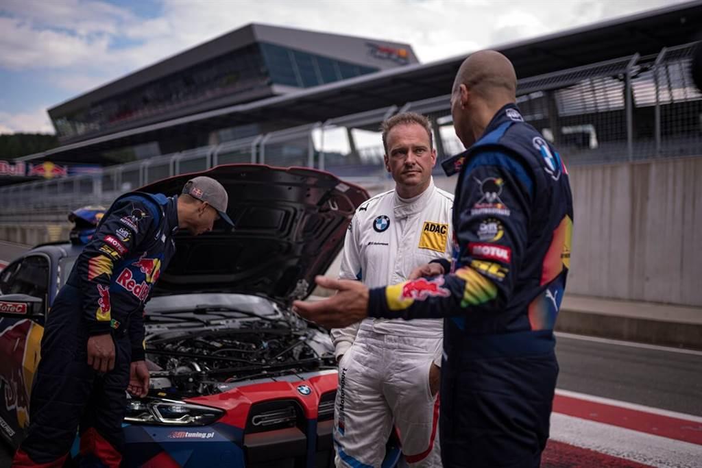 BMW M與Red Bull Driftbrothers已準備好千匹馬力M4迎接歐洲漂移錦標賽