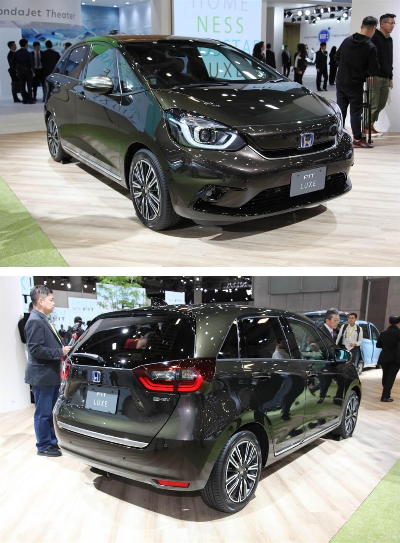 預接單價創新高 Honda FIT第四代展間76.9萬/86.9萬預接單