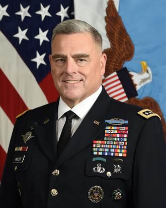 美軍最高將領:短期內陸軍事犯台可能性低