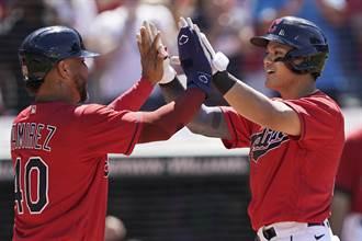 MLB》張育成開炮狂掃4打點 一舉成大聯盟最多轟台將